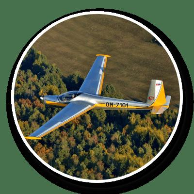 Letecké fotografovanie