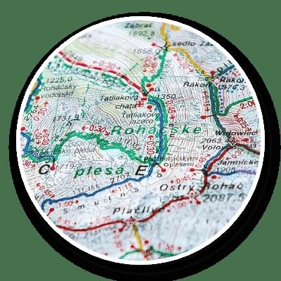 Mapy VKÚ