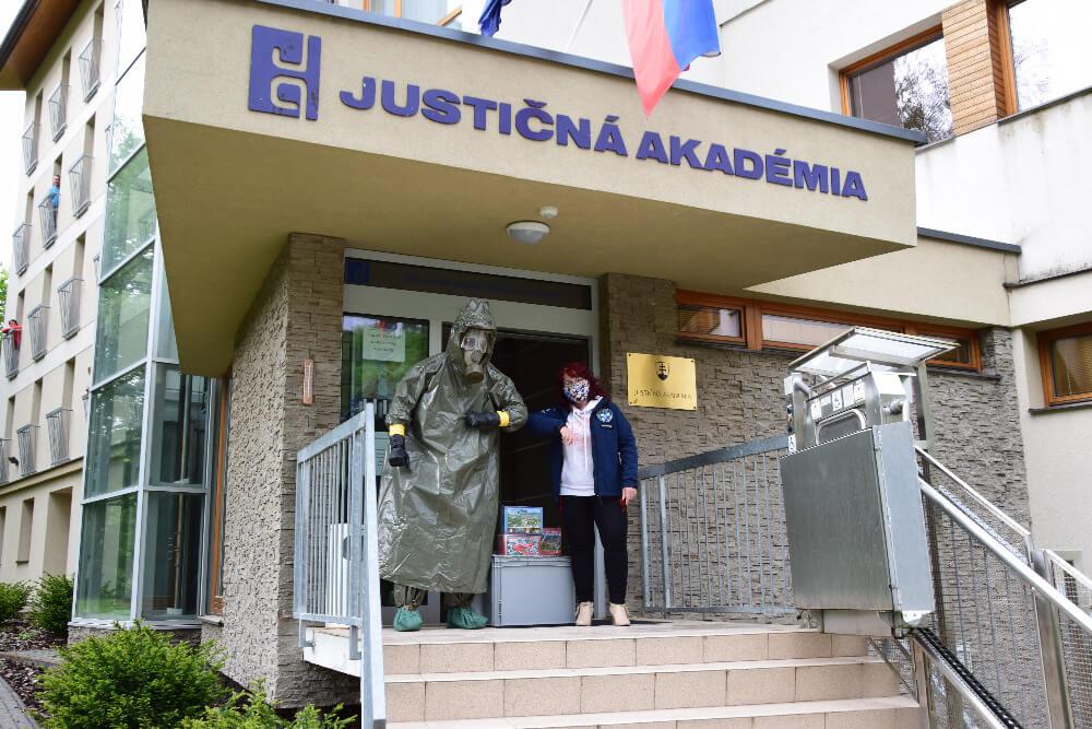 Justičná akadémia